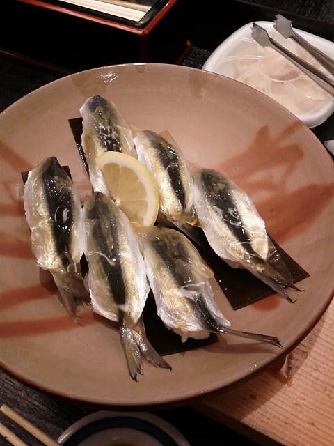 ママカリ寿司